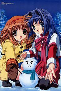 Kanon♪の画像(anime/可愛い/泣きゲー/壁画に関連した画像)