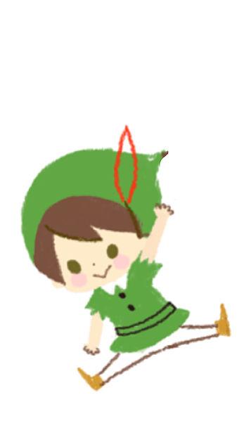 ピーターパンの画像(プリ画像)