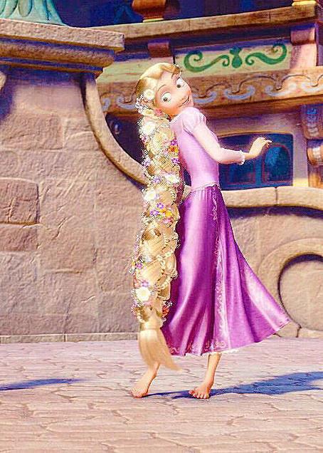 Rapunzel ラプンツェルの画像(プリ画像)