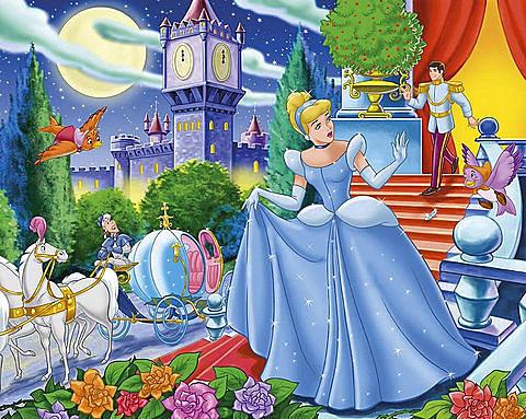 Cinderella シンデレラの画像(プリ画像)