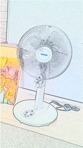 イラスト 扇風機の画像11点完全無料画像検索のプリ画像bygmo