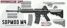 M4、ソップモッドM4 プリ画像