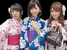 向井地美音 福岡聖菜 込山榛香 AKB48