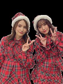 入山杏奈 加藤玲奈 AKB48 背景透過 プリ画像