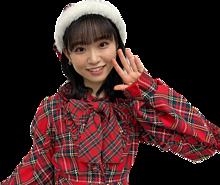 山内瑞葵 背景透過 AKB48