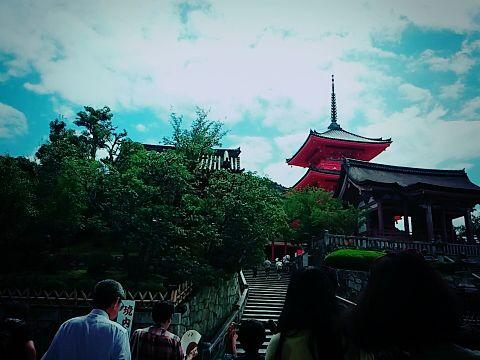初の清水寺の画像(プリ画像)
