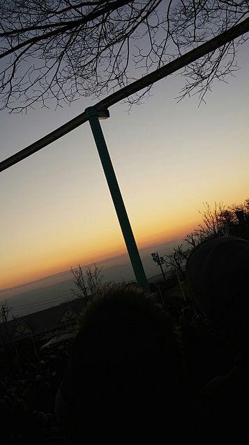 初日の出の画像(プリ画像)