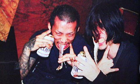 9mm Parabellum Bullet マキシマムザホルモンの画像 プリ画像