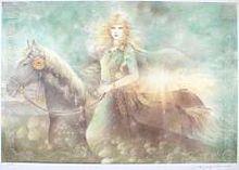 妖精の画像(幻想的 ペガサスに関連した画像)
