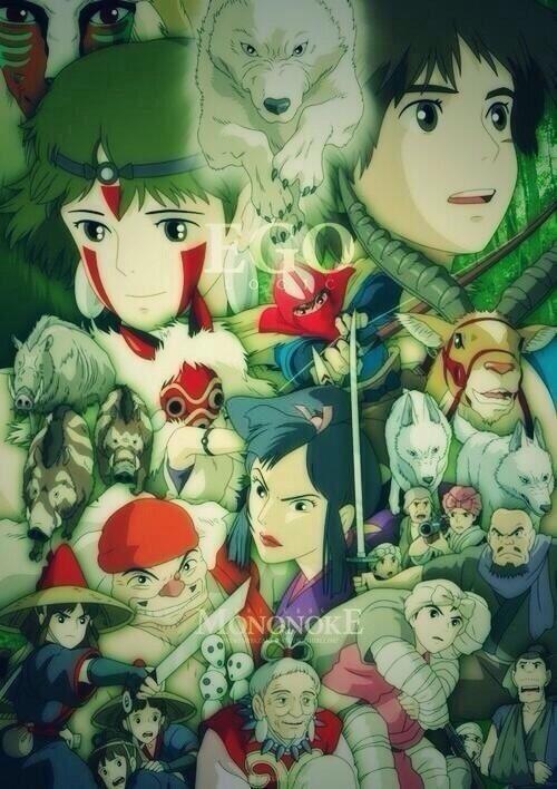 もののけ姫の画像 p1_17
