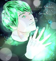 Tetsuya kakihara × Emeraldの画像(#かっきーに関連した画像)