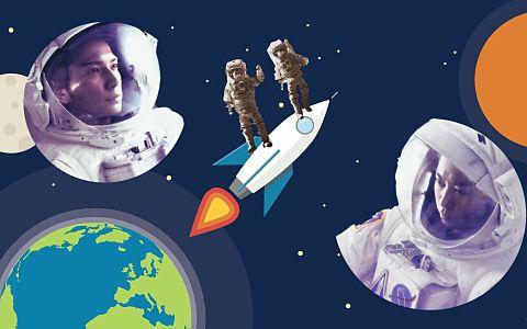宇宙飛行の奇跡の画像(プリ画像)