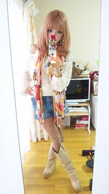 ☆2011/2/9コーデの画像 プリ画像