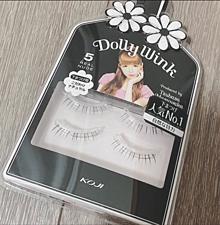 Dolly Wink No.5の画像(つけまつげに関連した画像)