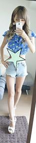 ♡2014/7/27コーデの画像(ナマ足に関連した画像)