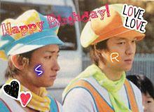 Happy Birthday(*´Д`*)
