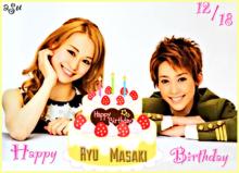 お誕生日おめでとうございます!の画像(龍真咲に関連した画像)
