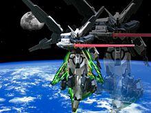 カイロスガンダムレジェクトの画像(オリジナル機部門に関連した画像)