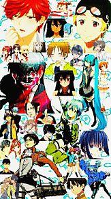 私の好きなアニメ集の画像(雑談に関連した画像)