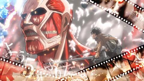 :)進撃の巨人【PSP用壁紙】の画像 プリ画像