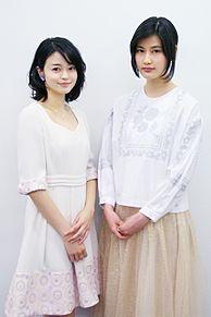 橋本愛 小林涼子の画像(プリ画像)