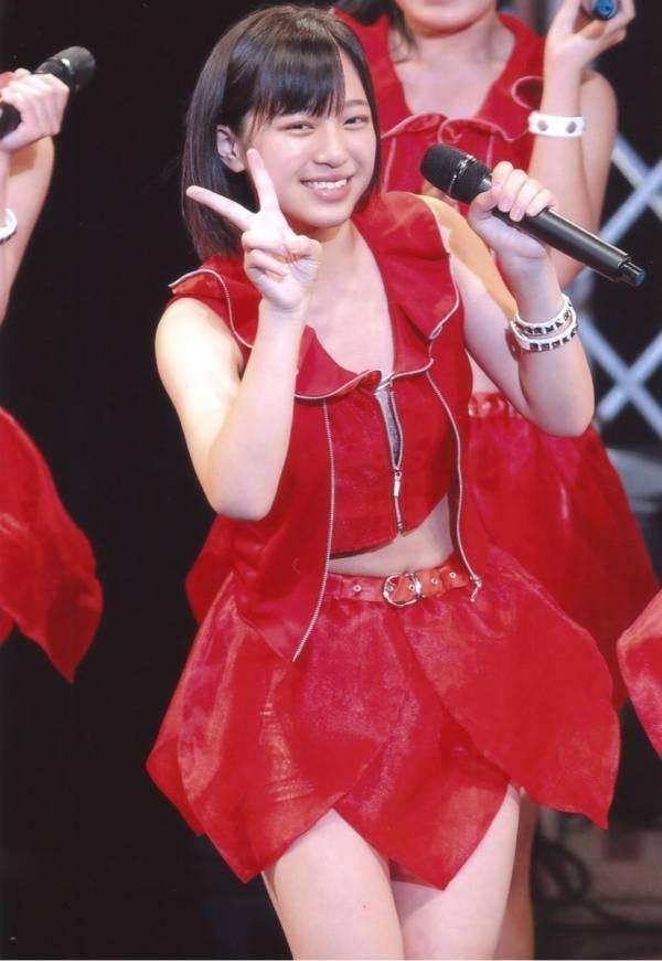 こぶしファクトリー 小川麗奈 かわいい