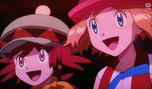 セレナ(トレーナー)とマノンの画像(プリ画像)