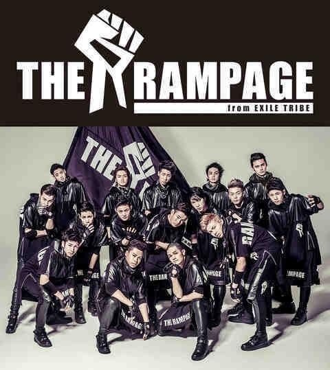 THE RAMPAGE from EXILE TRIBEの画像 p1_9