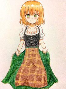 倉橋ちゃんの画像(民族衣装に関連した画像)