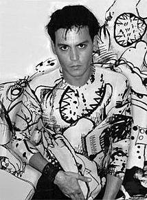 ジョニー デップ Johnny depp 外国人 美男の画像(ジョニー・デップに関連した画像)