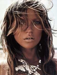 モデル モード VOGUE 雑誌 海外 美女 外国人の画像(プリ画像)