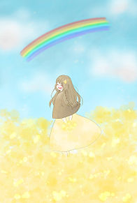 菜の花畑の画像(菜の花 イラストに関連した画像)