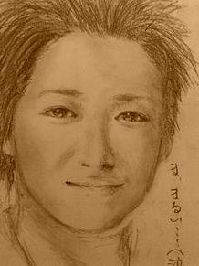 嵐 大野智 似顔絵 イラストの画像(プリ画像)