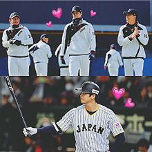 侍ジャパン 大谷翔平 プリ画像