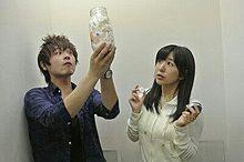 松岡禎丞と茅野愛衣の画像(茅野愛衣に関連した画像)