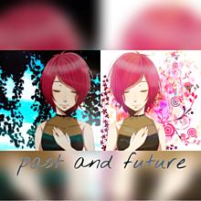 past and future(過去と未来)の画像(Past<Futureに関連した画像)