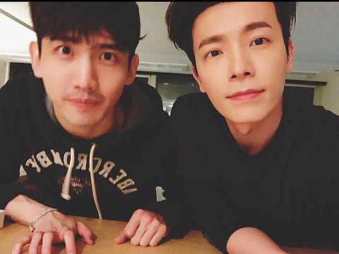 Super Junior ドンヘ  東方神起 チャンミンの画像 プリ画像