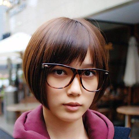 本田翼 ばっさー 髪型の画像 プリ画像