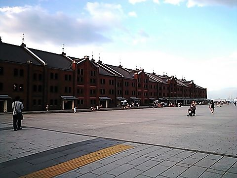 横浜赤レンガ倉庫の画像 プリ画像