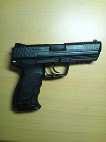 ガスガン HK45の画像(プリ画像)