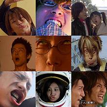仮面ライダー 戦隊 変顔の画像(神尾佑に関連した画像)