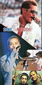 ATSUSHI&SHUN?EXILEの画像(プリ画像)