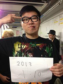 芸人カレンダー 2013.1.10の画像(シソンヌに関連した画像)