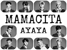 Super Junior MAMACITA 加工の画像(プリ画像)