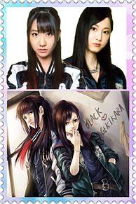 AKB48マジすか2 ブラック×甘口の画像(甘口に関連した画像)