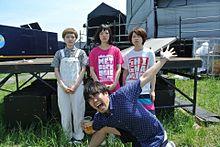 SHISHAMOとキュウソのヨコタさん プリ画像