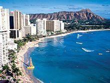 HAWAII ハワイ 海外 ミニ画 風景 海 綺麗の画像(プリ画像)