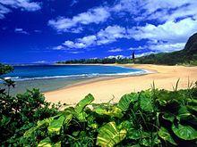 ハワイ HAWAII 海外 風景 海 ミニ画 綺麗の画像(プリ画像)