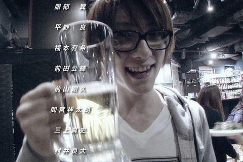 戦国鍋TV 武士ロック 裏側の画像(プリ画像)