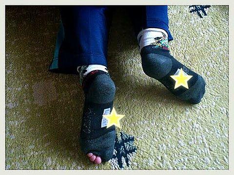靴下の画像(プリ画像)